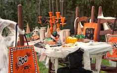 Savannah Style: Kid's Halloween Party