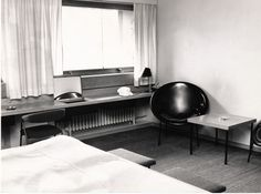 Hotelli Helsinki, huone