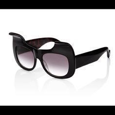 ANNA KARIN KARLSSON KITTEN NOIR SUNGLASSES These r so dope I rly loved these but new year new me. A few light scratches but in very good condition not noticeable when worn. Have original case and cloth. Anna karin karlsson Accessories Sunglasses
