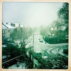 Brockley Snow