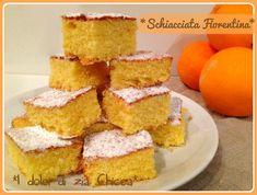 La Schiacciata Fiorentina al profumo di arancia, ricetta di Carnevale è un dolce tipico della cucina tradizionale toscana che si prepara di solito nel periodo di carnevale