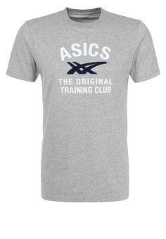 ASICS Sportshirt - heather grey - Zalando.nl