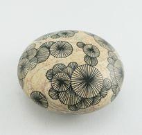 My kind of pebbles - artist is Yoran Morvant