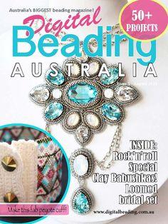 Digital Beading Magazine Issue 5 August 2013