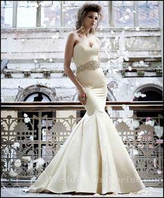 Lazaro Style LZ3166 New Wedding Dress Size 4 - Nearly Newlywed Wedding Dress Shop