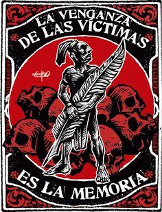 Aforismos EKO: ESPAÑA CULPABLE Communist Propaganda, Propaganda Art, Arte Dope, Typographic Logo, Political Art, Garage Art, Aesthetic Backgrounds, Retro Design, Dark Art