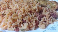 Rice with Chorizo (English Version)