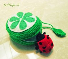 Pack lunch money in a cute coin purse like this one by Maz Kwok. Try it out in fun colors like Modern Baby or Bonbons.