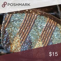 Beaded Purse Beaded purse, great for holiday parties! Bags Mini Bags