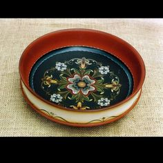 Image detail for -Rosemaling by Christina - Authentic Norwegian and Swedish folk art.