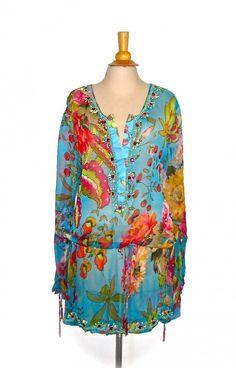 Maurizia Porto Cervo | tuniek jurk | Tuniek Jurken | gipsyibiza