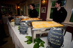 #comfortfood #elegantbuffet #rusticcharm #poconowedding #thelodge