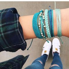 Shop PuraVidaBracelets.com and use code CAITLINCHIN20 to save 20% off your entire order. Code never expires!