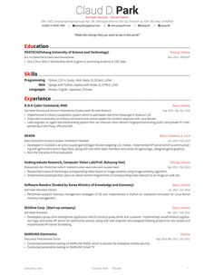1000 Ideas About Latex Resume Template On Pinterest Cv