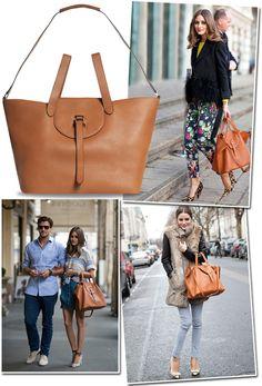 Olivia Palermo: descobrimos a marca da bolsa APAIXONANTE de Ms. Palermo.