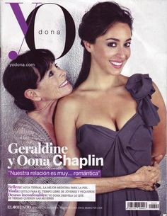 Oona Chaplin (Robb Stark's wife in Game of Thrones) Interesting side-note: She is Charlie Chaplin's Granddaughter