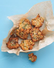 Okra Fritters