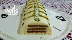 Nefis Sütlü Pasta (Çok Hafif)