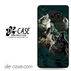 Three Wolf Moon DEAL-11213 Samsung Phonecase Cover For Samsung Galaxy Note 7