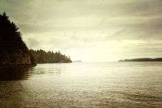 Romantic Landscape Photography  Tranquil by MScottPhotography  #tofino  #dreamyphotograpy #oceanart