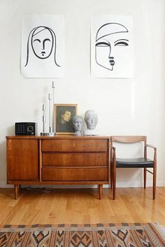 Unexpectedly fresh for fall. #modernfurnitureapartment