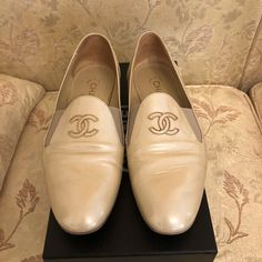0cafbc6a906 13 Fascinating Chanel Loafers images