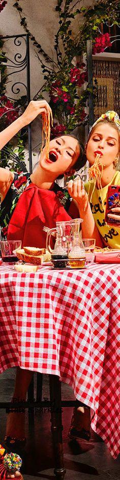 Dolce & Gabbana Summer 2016 AD Camgaign ~ ♕♚εїз | BLAIR SPARKLES