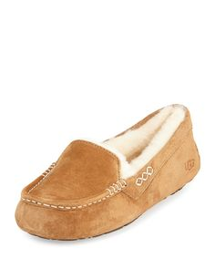 Ansley+Moccasin+Slipper+by+UGG+at+Neiman+Marcus.