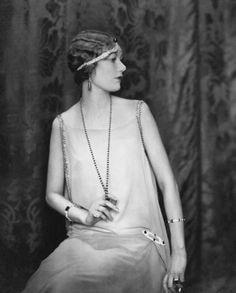 Alden Gay for Vogue, May 1924: Edward Steichen