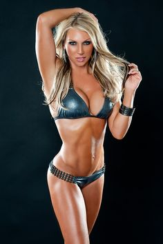 Kim Dolan Leto.... Perfection... Next to Nicole Wilkins of course ;) my two favorite athletes!!!