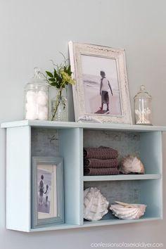 DIY: oude laatjes aan de muur - Alles om van je huis je Thuis te maken | HomeDeco.nl