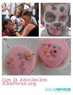 En Barcelona colaboramos con la Asociación Alba Pérez que lucha contra el cáncer infantil. Éstas son algunas de las imágenes tomadas en el evento del Parc Francesc Macià donde recaudaron 996 euros.  Conócelos aquí: http://asociacionalbaperez.org/