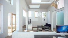 House N by Sou Fujimoto Architects, Oita, Japan  ~sjf