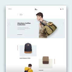 Mr.Bara Backpack Store by @logancee #dailydesign #dailyui #websites #webdesign #webdesigner #webdeveloper #websitedesign #ui #ux #uiux #uidesign #uxdesign #uxdesigner #userinterface #userexperience #interface #interfacedesign #digitaldesign #graphicdesignui #wireframe #typographydesign #moderndesign #creativedesign #visualdesign #designstore #interactiondesign #experiencedesign #dribbble #behance #вебдизайн