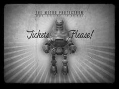 Fallout 3 ad: Protectron
