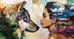 Αυτή η απίστευτα Ταλαντούχα 16χρονη Ζωγραφίζει τους πιο εντυπωσιακούς Πίνακες που έχετε δει!