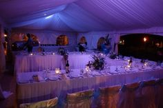 beach marquee at Turtle Beach resort