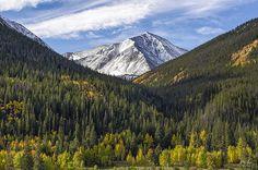 Colorado 14er Torreys Peak in Autumn - Aaron Spong #autumn #fall #Colorado