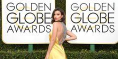 Best Red Carpet Dresses at the Golden Globes 2017 - All of the Golden Globes Dresses