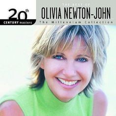 Precision Series Olivia Newton-John - 20th Century Masters- The Millennium Collection: The Best of Olivia Newton-John, White