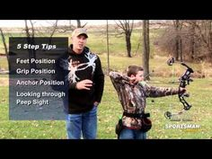5 Steps to becoming a better archer with John Dudley of Nock On TV