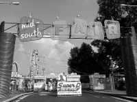 Mid-South Fair Entrance