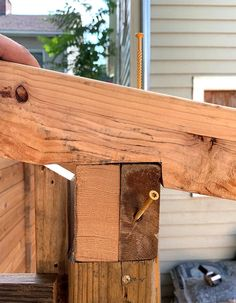 Bluestone Backyard: Build Yourself a Little Storage Shed! | Daniel Kanter Backyard Storage Sheds, Building A Storage Shed, Diy Storage Shed, Shed Organization, Backyard Sheds, Outdoor Storage, Restoring Old Houses, Shed Office, Landscaping Retaining Walls