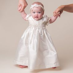 Jessica Silk Dress - Only 3-6 Months Available