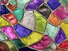 we heart art: foil embossing