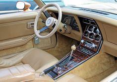 Chevrolet Corvette, Corvette C3, Chevy, Car Speaker Box, Corvette Summer, Classic Corvette, Counting Cars, Custom Car Interior, Honda Cb750