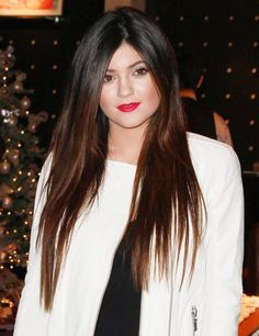 Pin for Later: Kylie Jenner Might Have the Most Shocking Celebrity Evolution Ever 2012