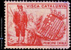 Temes-Visca Catalunya :: Segells del Pavelló de la República (Universitat de Barcelona) Balearic Islands, Books, Movie Posters, Art, Spain, Art Background, Libros, Book, Film Poster