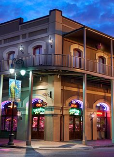 Landry's Seafood - New Orleans, LA (French Quarter)