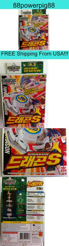 BeyBlade 38323: Sonokong Topblade Beyblade Spin Gear A-1 Dragoon Us Seller -> BUY IT NOW ONLY: $36.88 on eBay!